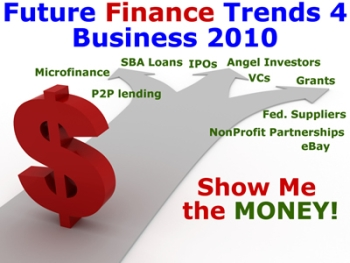 Flyer for Finance Trends Seminar and Webinar